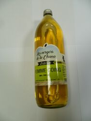 *JUS FRUITS POMME-COING 1L, FRANCE, LA PIECE
