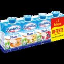 Bridelice Crème Uht Fluide Légère 12% De Matière Grasse , 3x20cl + 1 Offert