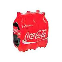 COCA-COLA, 6 bouteilles de 2l