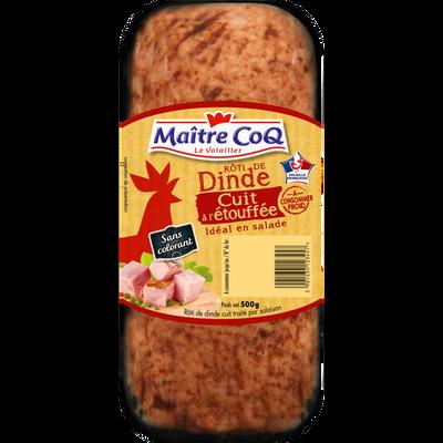 Mini-rôti de dinde cuit, MAITRE COQ, 500g