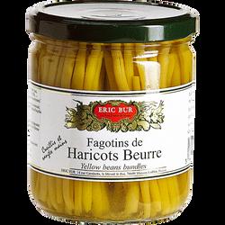 Fagotins haricots au beurre ERIC BUR, 220g