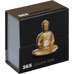 Mini calendrier 365 jours zen