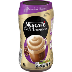 NESCAFE Café Viennois, boîte de 306g