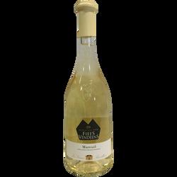 Vin blanc AOP Le vieux Pavillon Fiefs Vendeen Mareuil, 75cl
