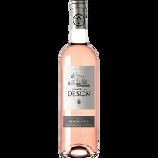 """Vin rosé AOP Bordeaux """"Château Deson"""""""