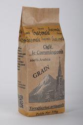 CAFE GUATEMALA GRAINS LE COMMINGEOIS 250G