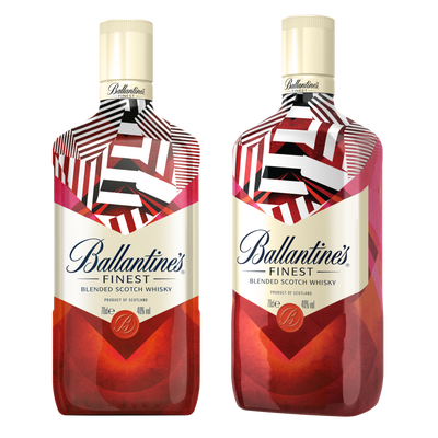 Blended Scotch Whisky Ballantines 40° 70cl
