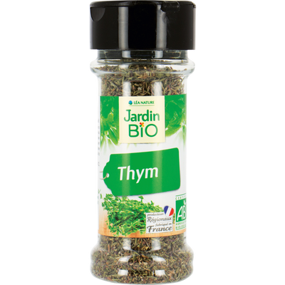 Thym déshydraté bio JARDIN BIO 12g
