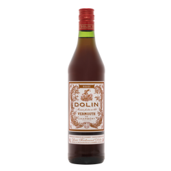 Vermouth de Chambéry rouge DOLIN 16°, 75cl