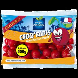 Radis rouge à croquer, France, sachet 500g
