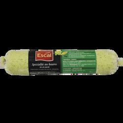 Spécialité beurre ail et fines herbes ESCAL, 250g