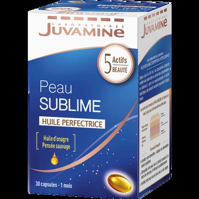 Capsule peau sublime huile perfectrice, x30