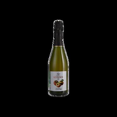 Cidre bio THOMAS LE PRINCE, 75CL