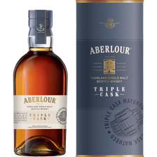 Aberlour Whisky  Triple Cask, 40°, Bouteille De 70cl