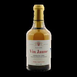 Côtes du Jura vin jaune, bouteille 62cl