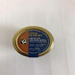 Oeufs de saumon royal 100g