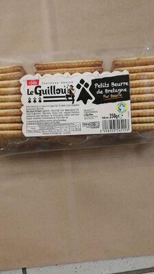 PETIT BEURRE LE GUILLOU 350G