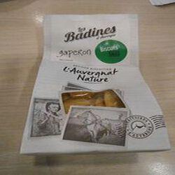 """Biscuits salés au gaperon """"les badines d'Auvergne"""" artisan biscuitier"""