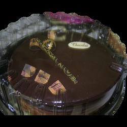Moka chocolat, diamètre 20cm, 1 pièce, 700g