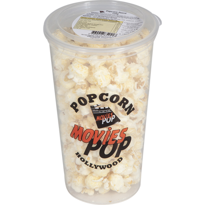 Pop corn sucré, gobelet 125g