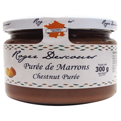 Purée de marrons, bocal de 300g