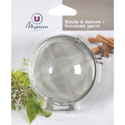 Boule à thé/épices U MAISON