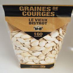 GRAINES DE COURGES 160 G LE VIEUX BISTROT
