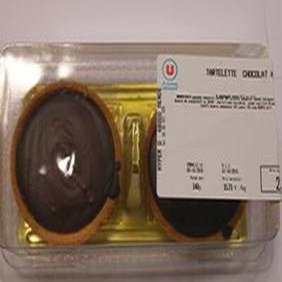 Tarlelette au chocolat x2 140g