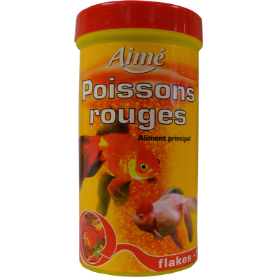 Poissons rouges, AIME, 250ml