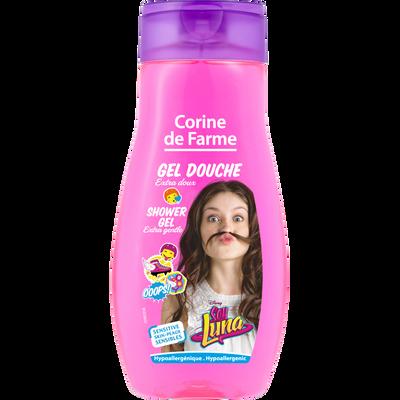 Gel douche Soy Luna CORINE DE FARME, flacon 250ml