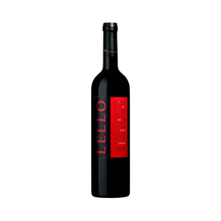 Vin rouge caves borges LELLO DOURO,  13°,  75cl