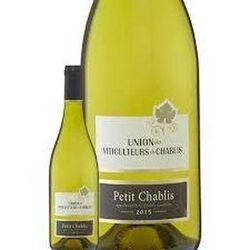 Petit Chablis AOC Union des viticulteurs de chablis 75cl