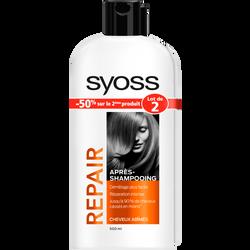 Après-shampoing repair expert SYOSS, 2x500ml