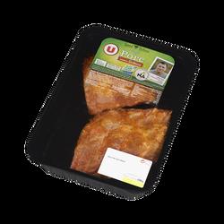Ribs porc marinade barbecue, U, France