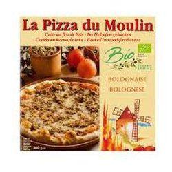 PIZZA  A LA BOLOGNAISE