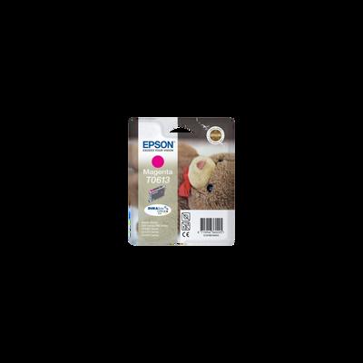 Cartouche d'encre EPSON pour imprimante, T0613 magenta Nounours, sousblister