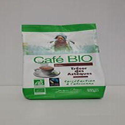 Arabica Bio Trésor des Aztèques CAFÉS CHAPUIS paquet 500g