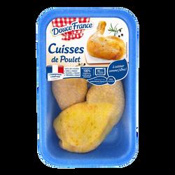 Cuisse de poulet jaune déjointée, PERE DODU, France, 2 pièces