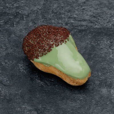Salambo vert décongelé, 2 pièces, 190g