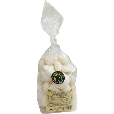 Meringue coco sans gluten, ASTRUC PATISSERIE, sachet de 150g