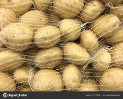 Pomme de terre non lavée sac 5kg calibre 50+ France