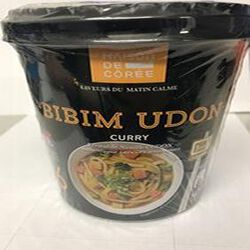 Nouilles UDON Curry 167gr