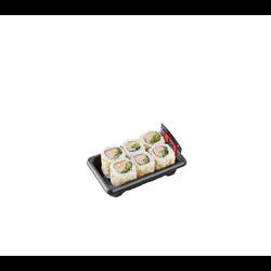 california maki thon-mayo 200g(riz,algue,sesame,thon,