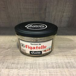 100G  TERRINE FIGATELLI CG