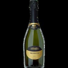 Vin blanc DOC Prosecco bbazia extra dry, 75cl