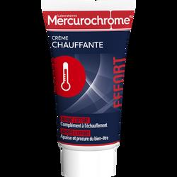 Crème chauffante MERCUROCHROME, tube de 150ml