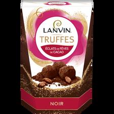 Lanvin Truffes Noir Éclats De Fèves De Cacao , 250g