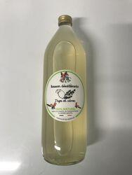 Boisson désaltérante thym et citron Mat & Elo 1L