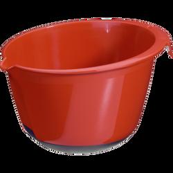 Bol à mixer CURVER, 5 litres, rouge
