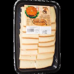 Fromage pasteurisé brezain fumé 28% de MG, 360g
